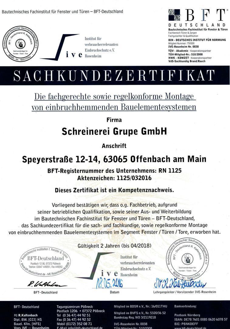 Glaserei Wiesbaden grupe gmbh meisterbetrieb experten für einbruchschutz in wiesbaden